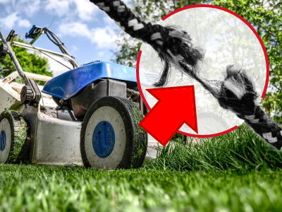 Rasenmäher ohne Seilzug starten